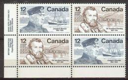 Canada 1977. Flemiing Y Bernier . Sc=739a (**) - 1952-.... Regno Di Elizabeth II