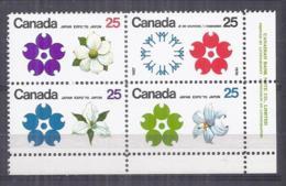 Canada 1970. Expo Osaka . Sc=511b (**) - 1952-.... Regno Di Elizabeth II