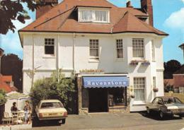 L048014 Bournemouth. Alum Chine. 36 Burnaby Road. Ravenstone Hotel. Beric Tempest - Postales