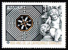 France 2020 -  800 Ans De La Cathédrale D'Amiens ** - Francia