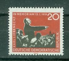 DDR  Michel  675 I  * * TB  Sans La Branche De Lunette - Engraving Errors