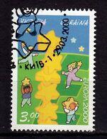 Oekraine  Europa Cept 2000 Gestempeld Fine Used - 2000