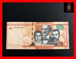 DOMINICANA 100 Pesos Dominicanos 2016  P. 190  UNC - Dominicana