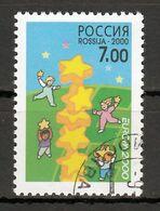 Rusland Europa Cept 2000 Gestempeld Fine Used - 2000