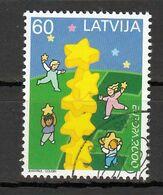 Letland Europa Cept 2000 Gestempeld Fine Used - 2000