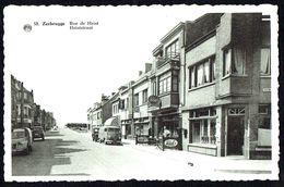 ZEEBRUGGE - Heiststraat - Rue De Heist - Non Circulé - Not Circulated - Nicht Gelaufen. - Zeebrugge