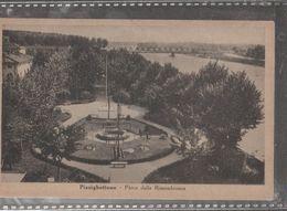 PIZZIGHETTONE PARCO RIMEMBRANZE Viaggiata-NO-1925-fp-mt.6249 - Cremona
