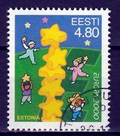 Estland Europa Cept 2000  Gestempeld Fine Used - 2000