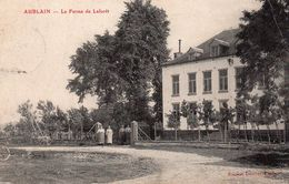 AUBLAIN - La Ferme De Laforêt  (pli) - Couvin