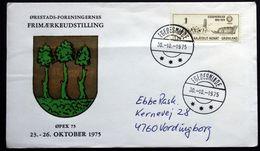Greenland 1975 Cover To Denmark Egedesninde 30-10-1975 ( Lot 102 ) - Brieven En Documenten