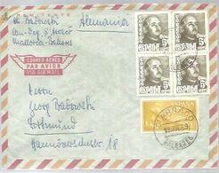 CARTA  1959   A DORMUNT   DE S'ARPACO  BALEARES - 1951-60 Briefe U. Dokumente
