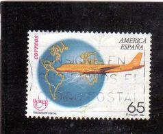 ESPAGNE   1994  Y.T. N° 2912  Oblitéré - 1991-00 Gebraucht