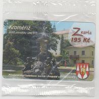 SLOVAKIA - Kroměříž, Fountain , 195 SK , Tirage 1000, Mint - Slovaquie