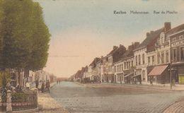 Eecloo  , Eeklo , Molenstraat  , Rue Du  Moulin ( KLEUR ) - Eeklo