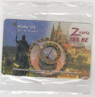 SLOVAKIA - Praha '03 12-14.09.2003 , 195 SK , Tirage 1000, Mint - Slovaquie
