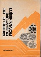 Modele De Cusaturi Romanesti (modèles De Broderie Roumaine) - Ana  Pintelescu - Libros, Revistas, Cómics
