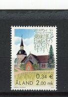 ALAND - Y&T N° 197** - MNH - Eglise De Föglö - Aland