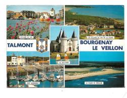 TALMONT BOURGENAY LE VEILLON - Talmont Saint Hilaire