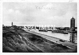 Kanaal Van Terneuzen En Panorama Van Zelzate - Zelzate