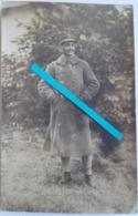 1915 Alsace Hartmannswillerkopf Lieutenant Antillais 23 Eme RI Bourg En Bresse  Tranchées Ww1 14 18 Poilu Carte Phot - Krieg, Militär