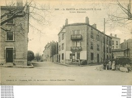 42 SAINT-MARTIN-EN-COAILLEUX. Cours Alamany - Other Municipalities