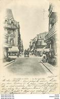 Promotion PHL 2 X Cpa 14 VILLERS-SUR-MER. Rue De La Mer 1903 Et Les Vaches Noires 1902 - Villers Sur Mer