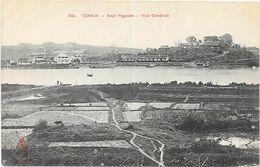 TONKIN : HONGAY : SEPT PAGODES : VUE GENERALE - Vietnam