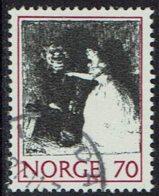Norwegen 1971, MiNr 632, Gestempelt - Norwegen