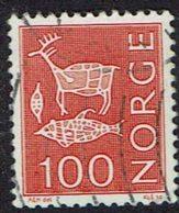 Norwegen 1973, MiNr 656, Gestempelt - Norwegen