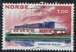 Norwegen 1973, MiNr 662, Gestempelt - Norwegen
