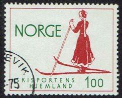 Norwegen 1975, MiNr 695, Gestempelt - Norwegen