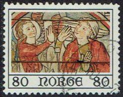 Norwegen 1975, MiNr 714, Gestempelt - Norwegen