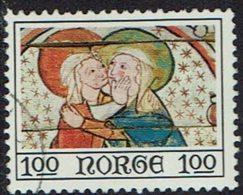 Norwegen 1975, MiNr 715, Gestempelt - Norwegen