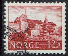 Norwegen 1977, MiNr 739, Gestempelt - Norwegen