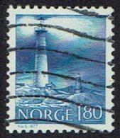 Norwegen 1977, MiNr 741, Gestempelt - Norwegen