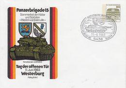 PU 117/90 Panzerbrigade 15 - Tag Der Offenen Tür 11.Juni.1983, Westerburg, Western - [7] Federal Republic