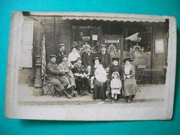 Carte Photo Bar A.baudain  . à Localiser . . - Cafés