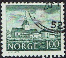 Norwegen 1978, MiNr 766, Gestempelt - Norwegen