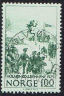 Norwegen 1979, MiNr 790, Gestempelt - Norwegen