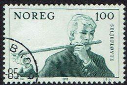 Norwegen 1978, MiNr 783, Gestempelt - Norwegen