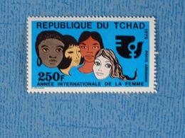 """TCHAD-   Timbre Neuf Poste Aérienne  N°156   Xx """" Année Internationale De La Femme"""""""" - Chad (1960-...)"""