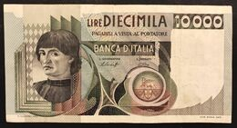 ITALIA 10000 Lire Del Castagno 30 10 1976   LOTTO 513 - 10000 Lire