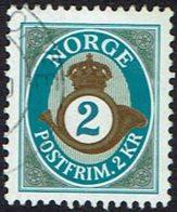 Norwegen 2001, MiNr 1381, Gestempelt - Norwegen