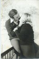 Couples - Unused - Photo Postcard - Paare