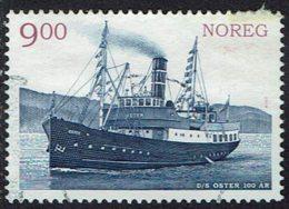 Norwegen 2008, MiNr 1656, Gestempelt - Norwegen