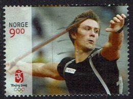 Norwegen 2008, MiNr 1662, Gestempelt - Norwegen