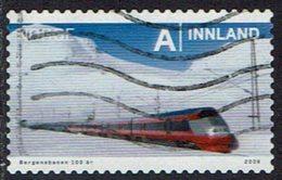 Norwegen 2009, MiNr 1681, Gestempelt - Norwegen