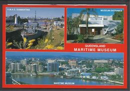 Australia,  Brisbane, Maritime Museum. - Brisbane