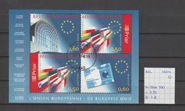 België 2004 - Yv. Blok 100 - OCB Blok 110 Gest./obl./used - Blocks & Sheetlets 1962-....