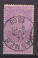 N° 66 WASMES  COB 65.00 - 1893-1900 Schmaler Bart